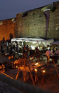 Campamento Fiesta del Renacimiento