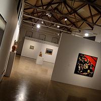Interior Museu de Tortosa